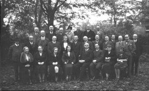 Foto der Gründungsmitglieder